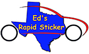 Ed's Rapid Sticker - Formerly Smog PLus